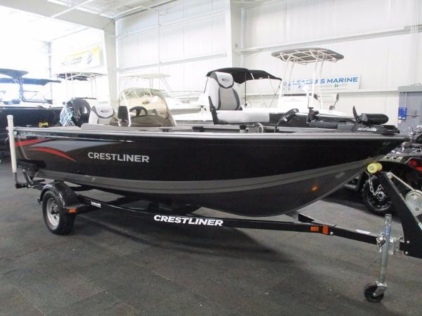Crestliner 1650 sc boats for sale for Crestliner fish hawk