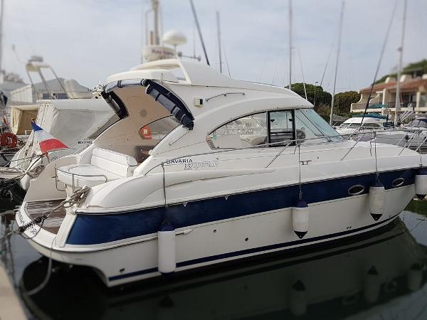 Bavaria Motor Boats 33 Sport HT Bavaria 33 Sport Hard Top