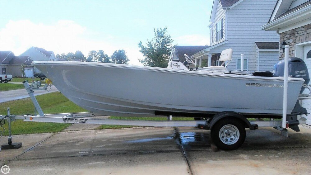 Sportsman 19 ISLAND REEF 2018 Sportsman 19 Island Reef for sale in Jacksonville, NC