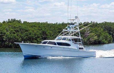 Rybovich Yacht Fish Profile Underway