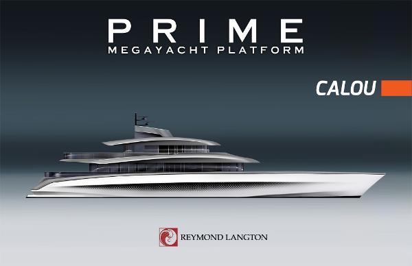 PRIME Megayacht Platform CALOU