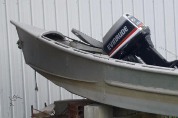 Commercial Mullet boat/Work boat