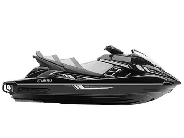 Yamaha FX Cruiser SVHO Demo