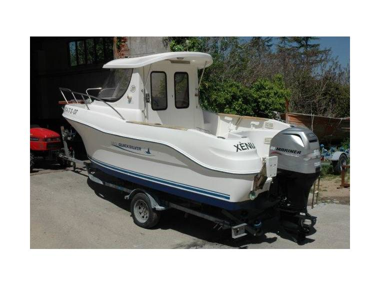 Quicksilver Quicksilver 580 Pilothouse