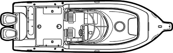 2900 - deck plan