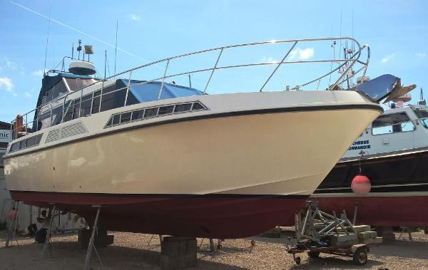 Humber Ocean 42 Humber Ocean 42 Starboard