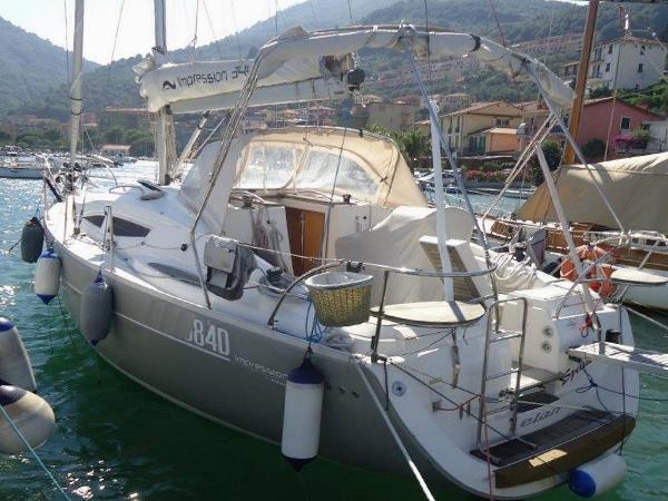 Elan Boats ELAN 344 Impression