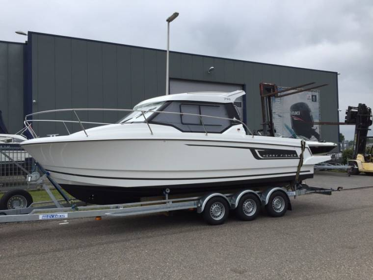 Jeanneau Jeanneau Full options 795 Merry Fisher Direkt