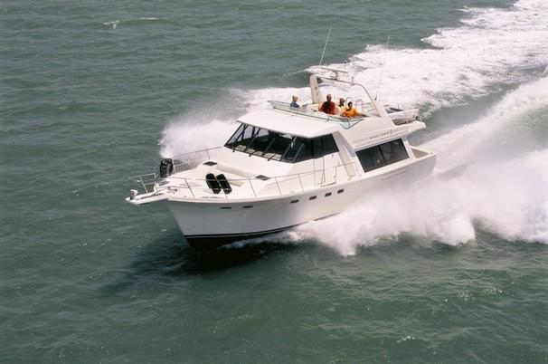 Bayliner 4788 Pilothouse Motoryacht Manufacturer Provided Image: 4788 Pilot House MY