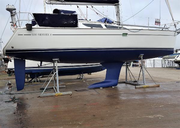 Jeanneau Sun Odyssey 35 Sun Odyssey 35 for sale with BJ Marine