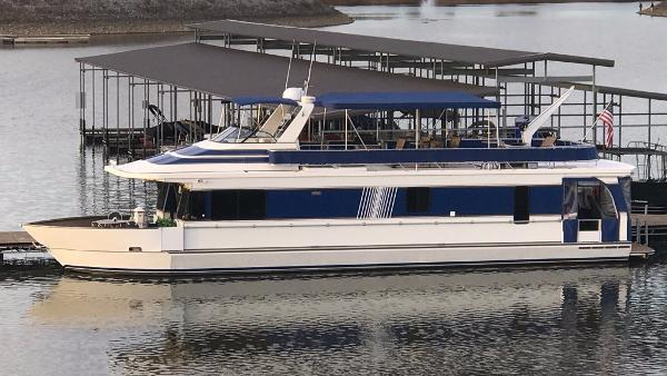 Monticello Houseboat 70 x 16