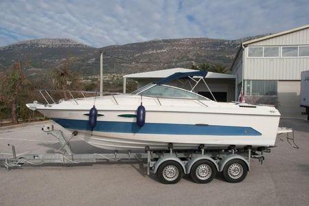 1990 Sea Ray 230CC (Engine 2010), Kaštela Croatia - boats com