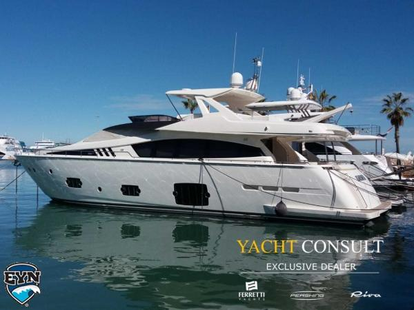 Ferretti Yachts 800 Ferretti Yachts 800