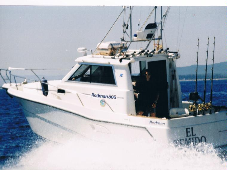 Rodman Polyships Rodman 870 Fisher&Cruiser