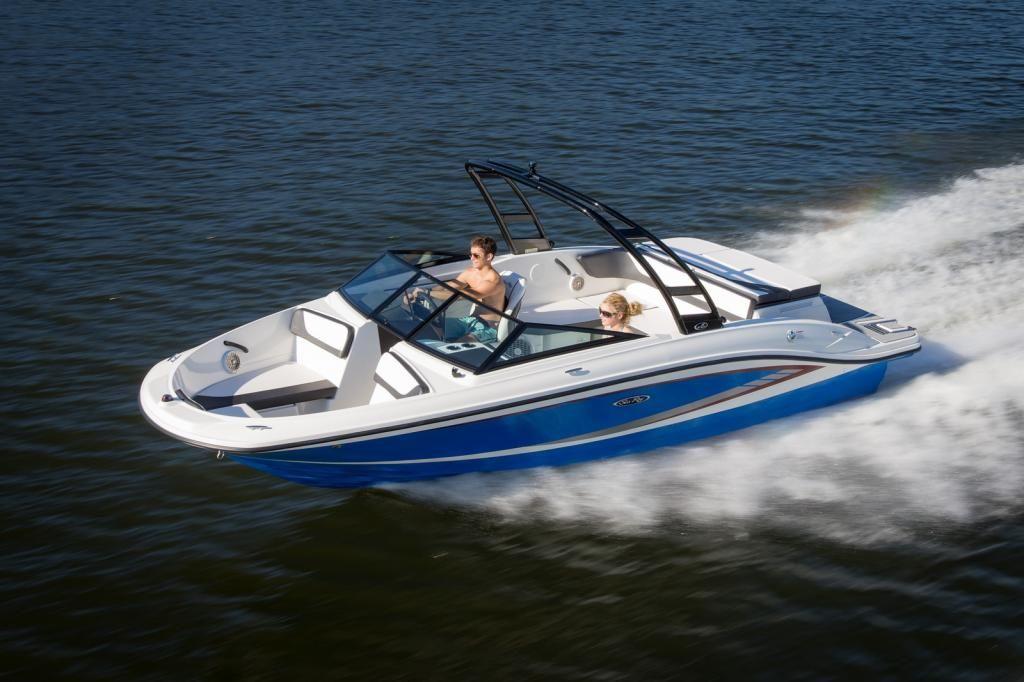 Sea Ray 21 SPX  45