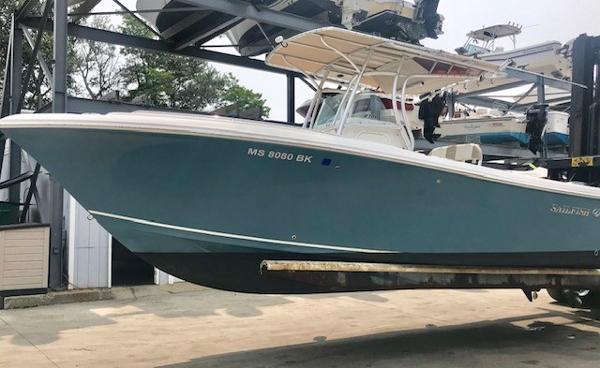 Sailfish 2380 CC