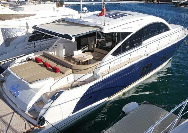 Fairline Targa 62 GT Fairline Targa 62 GT