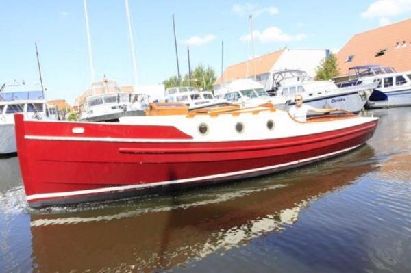 Motorboot Sloep 725
