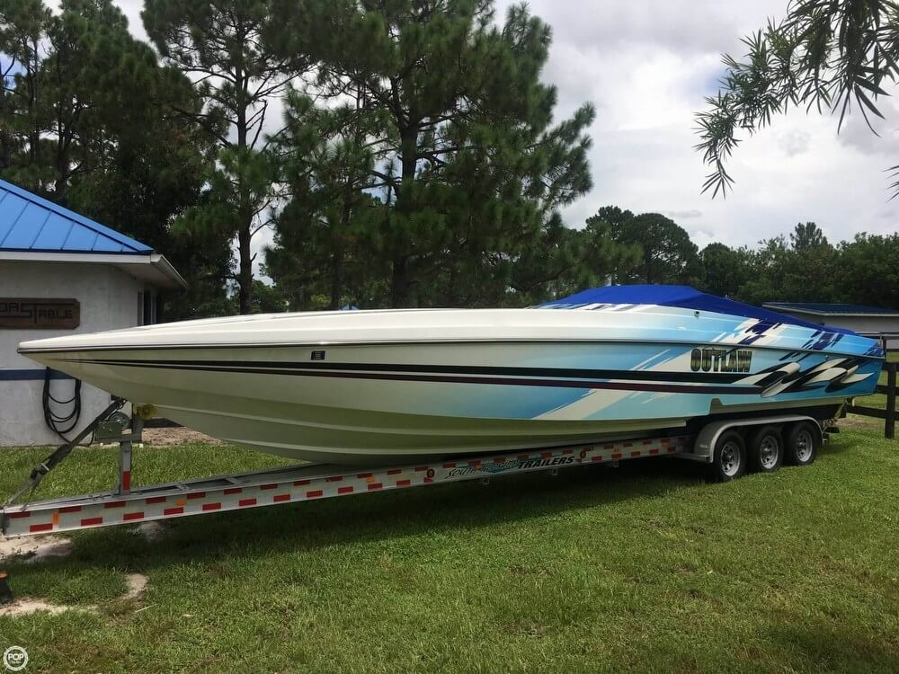 Active Thunder 37 2001 Active Thunder 37 for sale in Palm City, FL