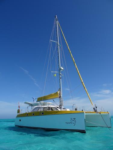 "Balticat 42' Catamaran BaltiCat 42 ""FLYING FISH"""