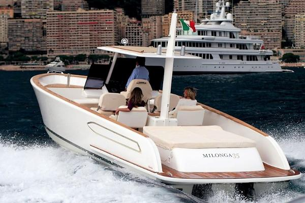Custom Milonga 35 Tender