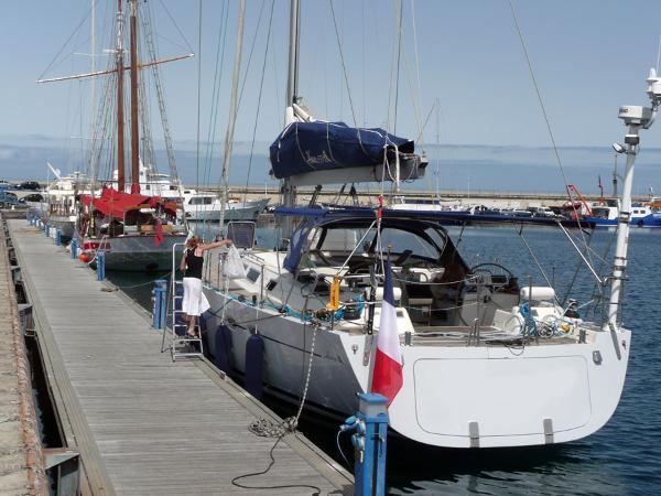 Hanse 531 AYC Yachtbroker - Hanse 531