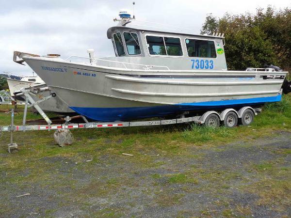 Silver Streak Charter Sport Fishing Boat