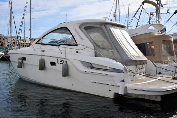 Bavaria Motor Boats Sport 34 HT