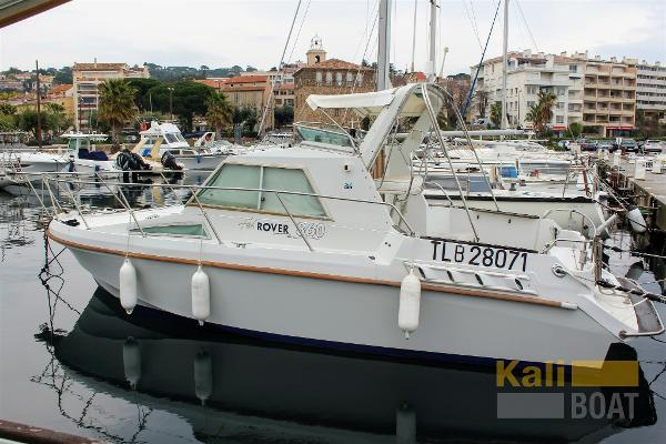 Custom Eider SEA ROVER 8500 EIDER FISH ROVER (2)