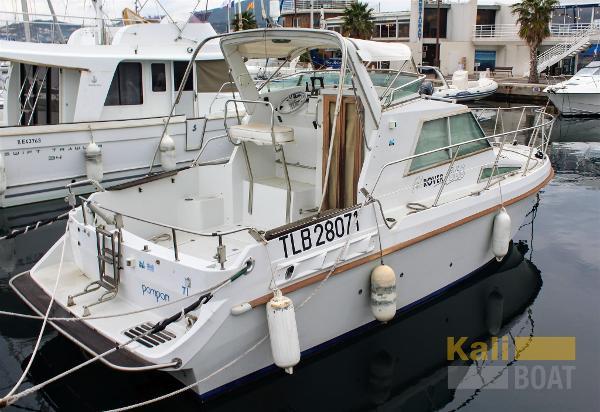 Custom Eider SEA ROVER 8500 EIDER FISH ROVER (7)