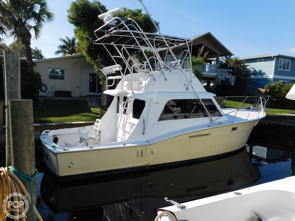 Hatteras 36 Convertible 1977 Hatteras 36 for sale in Palm City, FL