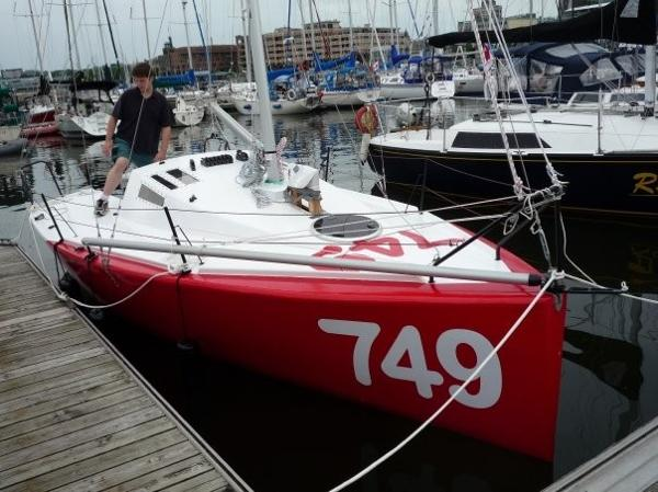 Custom Mini Transat 6.50