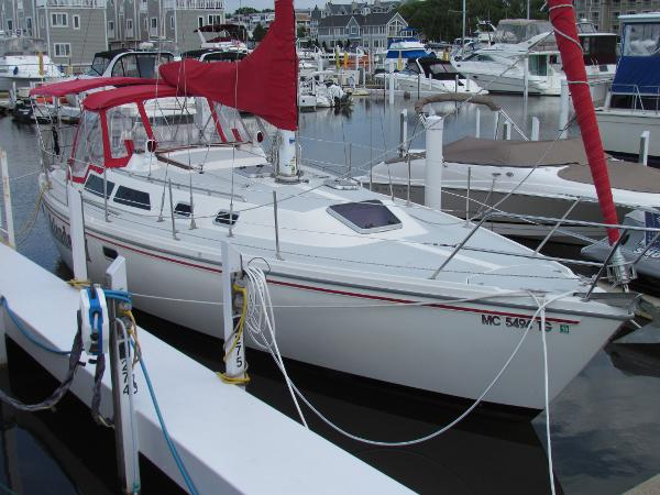 Catalina Tall-Rig, Shoal Draft Dockside