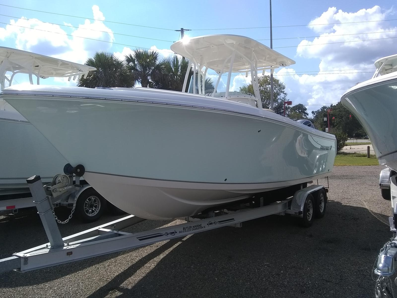 Sailfish 242 CC Center Console
