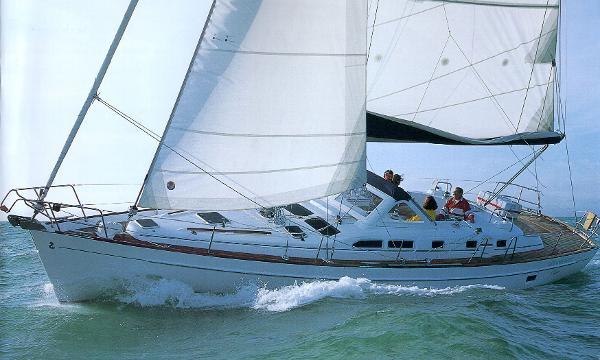 Beneteau Clipper 42 CC Used Beneteau Oceanis Clipper 42 CC for sale in Greece