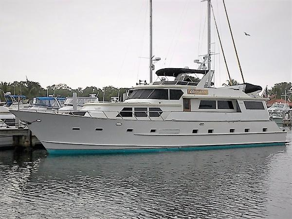 Broward Motor Yacht Port Profile