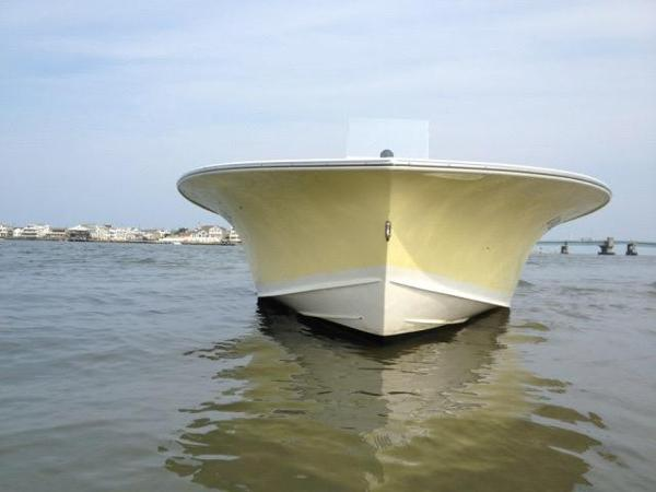 Chaos 21' Semi-Custom Center Console
