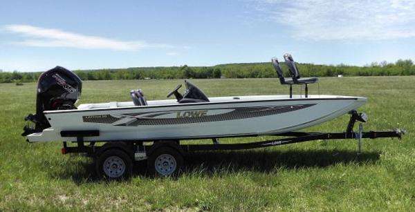 Lowe Catfish 20