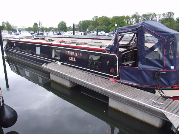 Canalcraft Cruiser Stern 58' Narrowboat