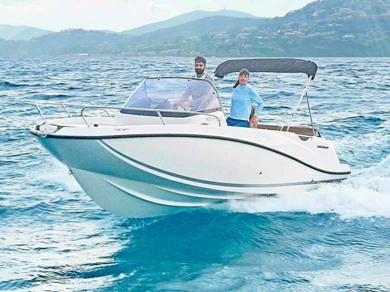 Quicksilver Quicksilver Activ 605 Sundeck