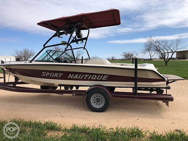 Correct Craft Sport Nautique 1997 Nautique 21 for sale in Robstown, TX