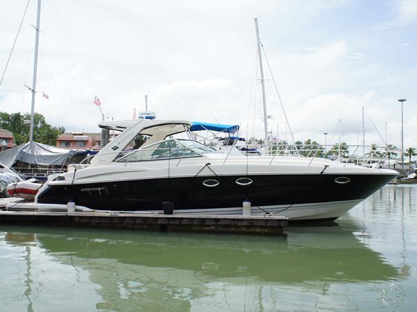Monterey 415 Sport Yacht Monterey 415 Sport Yacht
