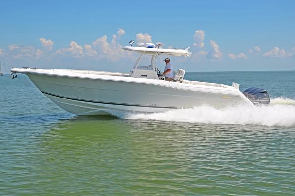 Stamas Yacht 390 Tarpon