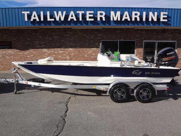 G3 Boats 20 Bay DLX