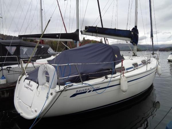 Bavaria 34 Cruiser Bavaria 34 Cruiser - French Connection