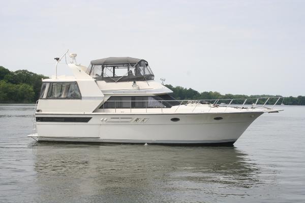 Californian 45 Motor Yacht
