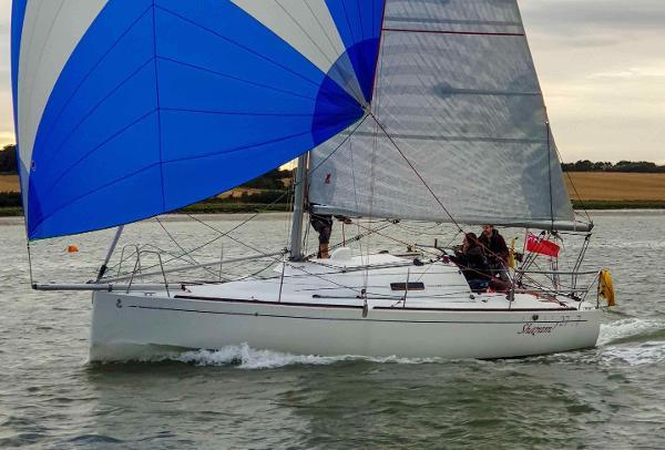 Beneteau First 27.7