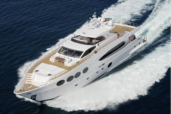 Majesty Yacht Majesty 105