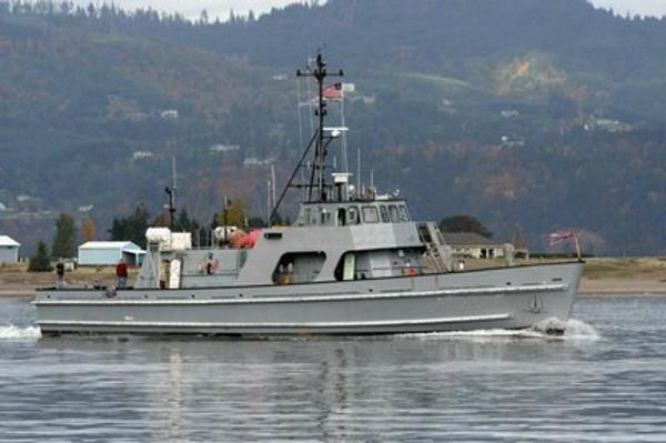 Marinette YP - Yard Patrol 697