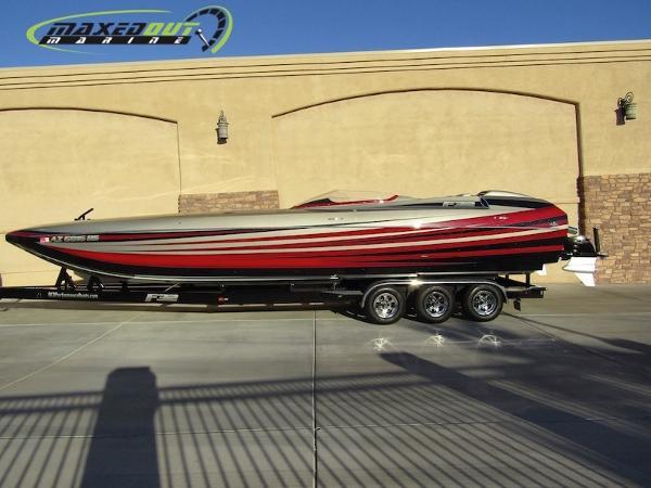 Daves Custom Boats f32